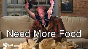 NIDUS IS HUNGRY (Filler)