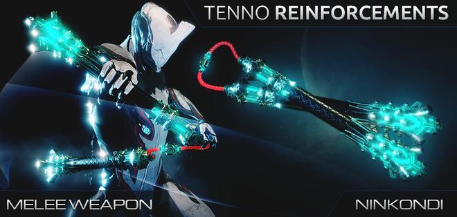 Update 17.4.0 Tenno Reinforcements