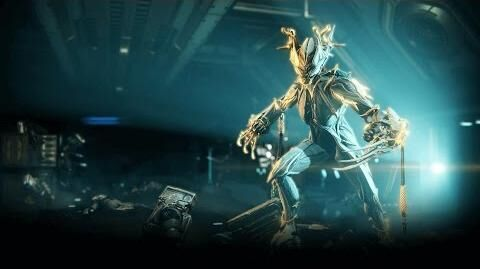 Warframe Valkyr Prime