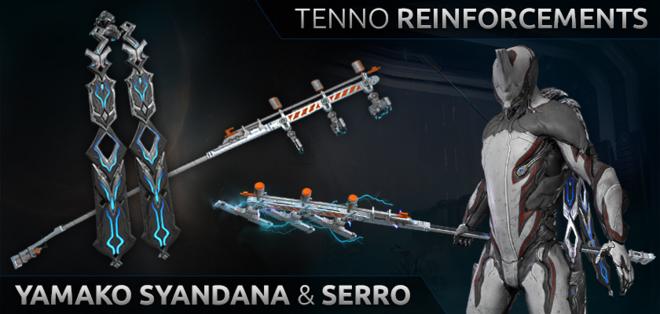 Update 13.4.0 Tenno Reinforcements