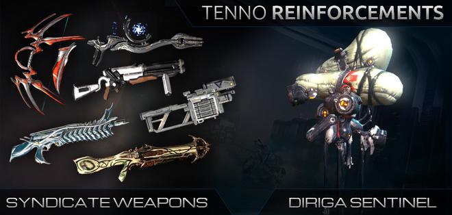 Update 17.3.0 Tenno Reinforcements