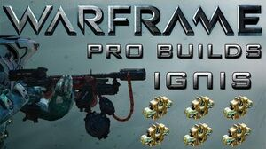 Ignis Pro Builds 6 Forma Update 11.7