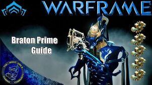 Warframe My Braton Prime 5x Forma Guide (U15