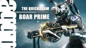 A Gay Guy Reviews Boar Prime, The 24K Steamroller