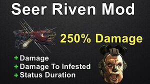 Seer Riven Mod Double The Pain