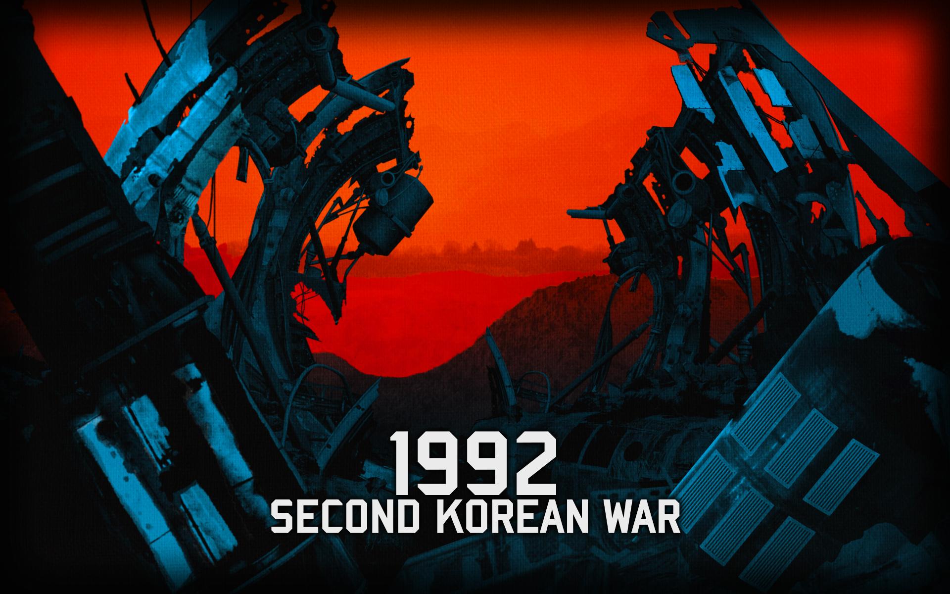 Second Korean War | Wargame Wiki | FANDOM powered by Wikia