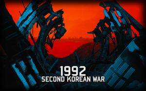 WRD 2nd Korean War