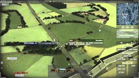 Wargame European Escalation -- Mission 2 Crossroads