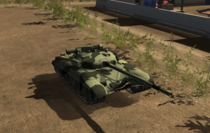 WRD Ingame T-64B