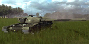 Chieftain Mk2 ingame