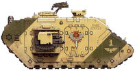 DA Deathing Land Raider Prometheus