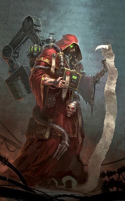 Adeptus mechanicus by cribs-d4b4afs