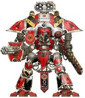 Knight Warden Ferrous Maximus