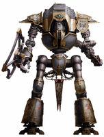 Makabius Cerastus Knight Lancer