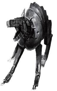 Arbites Cyber-Mastiff