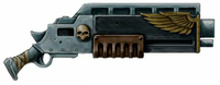 Astartes Assault Shotgun