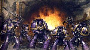 Salvarin Tactical Squad