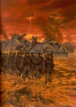 Krieg Regiment Vraks 2