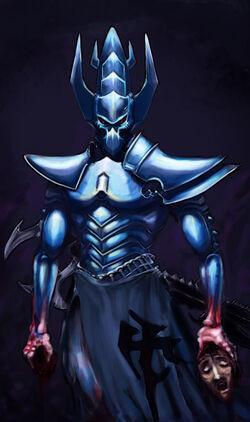Dark Eldar Kabalist 2 by Beckjann