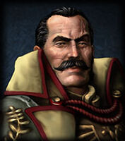 Lord General Castor portrait