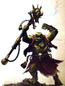 Ork Weirdboy power