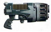 Ultra Mk II Plasma Pistol