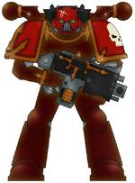 Brazen Beasts Chaos Marine 1
