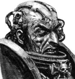 High Chaplain Carnarvon