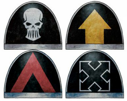 Silver Skulls Icons