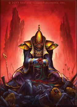 Eldorath Starbane defeated