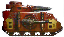 Relic Deimos Predator Conversion Beamer