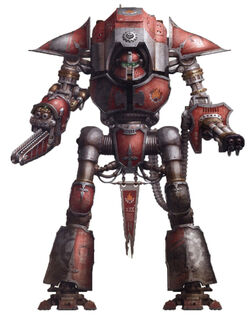 Cerastus Knight-Acheron Crucible of Enlightenment
