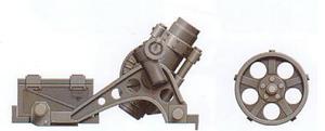 Mortar Vraks