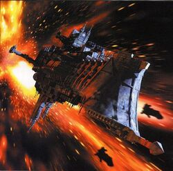 Battleship Gothic cover