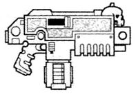 Bolter Mk IIIsx