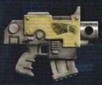 Ultima Pattern Bolt Pistol pg33