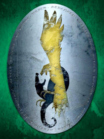 House Devine Heraldry