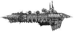 Hades Class Heavy Cruiser