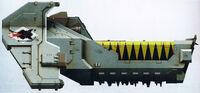 Casestus Assault Ram Gore Dagger