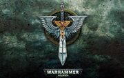 Dark angels warhammer 40000 wallpaper