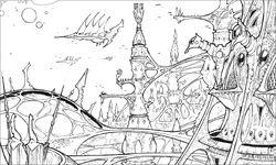 Ixia Wayport Biel-Tan Craftworld