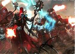 Adptus Mechanicus Battle Congreation