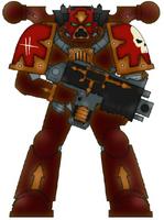 Brazen Beasts Chaos Marine 2