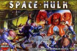 Space hulk box