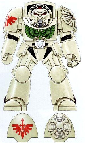 Deathwing Terminator Armor