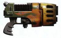 Sunfury Plasma Pistol Salamanders