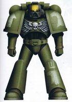Veteran Sergeant Laufrey Mark VII