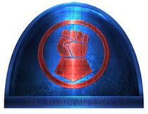 Crimson Fists symbol
