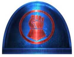 Crimson Fists symbol