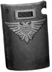 Hydraphur-Pattern Suppression Shield